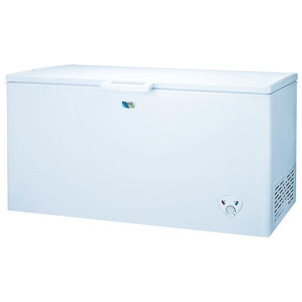 送收納袋組【台灣三洋】515公升上掀式冷凍櫃(SCF-515W)