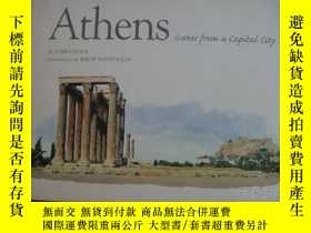 二手書博民逛書店ATHENS:scenes罕見from a capital ci