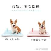 寵物廁所 狗狗廁所自動小型犬泰迪大小便盆狗狗尿尿盆廁所大號沖水寵物用品 1995生活雜貨NMS