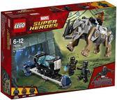 樂高積木 76099 超級英雄 黑豹 礦坑犀牛 ( LEGO SUPER HEROES )