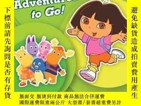 二手書博民逛書店Adventures罕見to Go!Y449926 Various 著 Simon & Schust