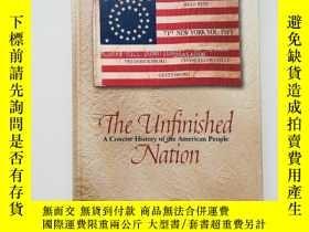 二手書博民逛書店The罕見Unfinished Nation : A Conci