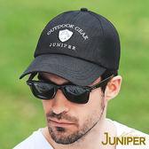 棒球帽子-防曬透氣網帽舒適運動遮陽鴨舌帽J7537 JUNIPER朱尼博