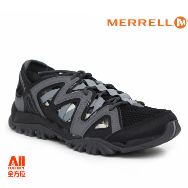 【Merrell】男款戶外鞋 TETREX CREST WRAP - HIKING 郊山健行系列 -灰黑色(12845)【全方位運動戶外館】