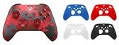 [哈GAME族]免運費 可刷卡 Xbox Series 赤焰行動 無線藍牙控制器+Xbox Series 手把矽膠果凍套