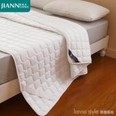 床墊軟墊1.8m床褥子雙人折疊保護墊子薄學生防滑1.2米單人墊被1.5 俏girl YTL