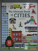【書寶二手書T1/少年童書_ZCY】The Ultimate Book of Cities_Baumann, Anne-Sophie/ Balicevic, Didier (ILT)