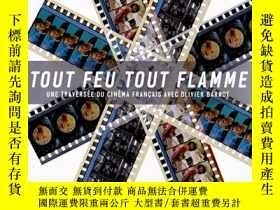 二手書博民逛書店Tout罕見feu tout flamme 法國電影19139