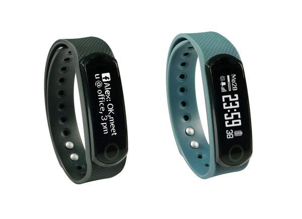 i-gotU Q-66 Q-Band EX 藍牙智慧健身手環(雙色)