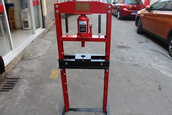20噸壓床 20T壓床手動壓機 液壓機液壓壓床 軸承機汽車修工具 1995雜貨NMS