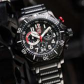 LUMINOX 雷明時 8362.RP 海豹傳奇戰鬥腕錶/紅 44mm 熱賣中!