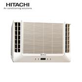 [HITACHI 日立]6-7坪 定頻冷專型雙吹窗型冷氣- RA-40WK