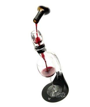 紅酒醒酒器(黑色)
