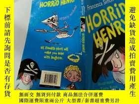 二手書博民逛書店Horrid罕見Henry:可怕的亨利。Y200392