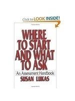 二手書博民逛書店《Where to Start and What to Ask: