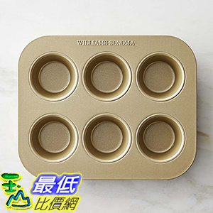 [美國直購] Williams-Sonoma Goldtouch Nonstick Muffin Pan 烤盤