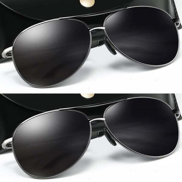 太陽鏡 新款男士墨鏡開車專用日夜兩用眼睛防紫外線潮流太陽眼鏡 瑪麗蘇