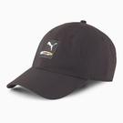 PUMA International Cap 帽子 老帽 休閒 遮陽 可調式 棉 咖【運動世界】02314001