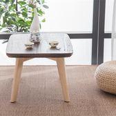 北歐飄窗桌子榻榻米茶幾簡約日式窗台陽台書桌矮桌實木炕幾小茶桌 WD  遇見生活
