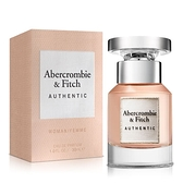 Abercrombie & Fitch Authentic 真我女性淡香精 30ml