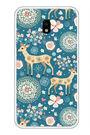 ♥ 俏魔女美人館 ♥ {麋鹿} Samsung Galaxy J4-防摔空壓軟殼 手機殼 手機套 保護殼 保護套