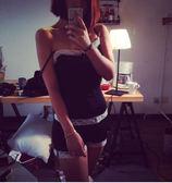 正韓時尚牛奶絲蕾絲v領輕性感寬鬆吊帶平角短褲大碼睡衣女夏季套裝薄  八折免運 最後一天