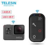 TELESIN  gopro hero 6/5/4/3+無線WIFI遙控器