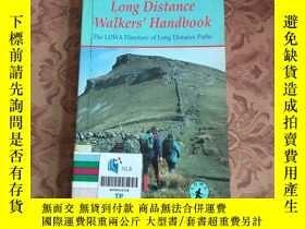 二手書博民逛書店Lobg罕見Distance Walkers` Handbook