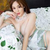性感情趣內衣極度誘惑女僕蕾絲透明成人騷女傭制服真人短裙套裝