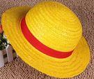 【發現。好貨】海賊王 魯夫草帽 魯夫帽 喬巴帽 角色扮演 COSPLAY 遮陽帽 海灘帽(小)