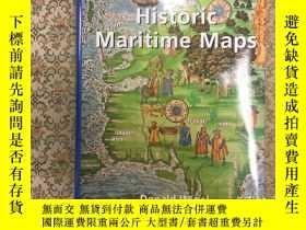 二手書博民逛書店Historic罕見Maritime Maps (Magnus