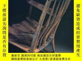 二手書博民逛書店Sam罕見Maloof: Woodworker 山姆·馬洛夫 美國有史以來最好的木工Y360448 Sam M