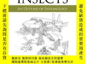 二手書博民逛書店The罕見Insects: An Outline of Entomology, 5th EditionY410