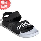 【現貨】ADIDAS ADILETTE SANDALS 男鞋 女鞋 涼鞋 休閒 流行 柔軟 黑【運動世界】G28695