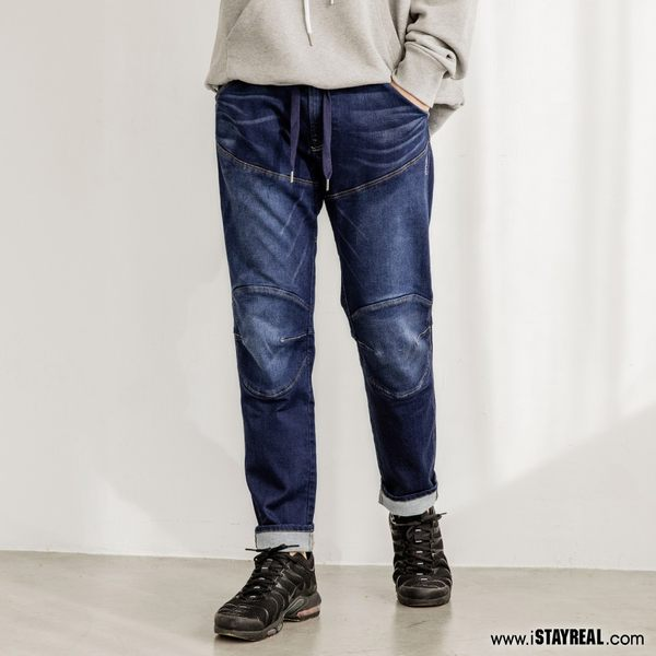 STAYREAL SR世代彈性牛仔褲
