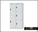 {{ 海中天休閒傢俱廣場 }} F-99 摩登時尚 HDF 多功能置物櫃系列 HDF-BL-2505 五人用置物櫃