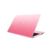 華碩 Laptop (E203MA-0101eN4000) 11.6吋攜帶型筆電(櫻花粉)【Intel Celeron N4000 / 4GB / 64G EMMC / Win 10】