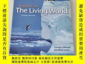 二手書博民逛書店Essentials罕見of The Living World[SECOND EDITION]生活世界的必需品 第