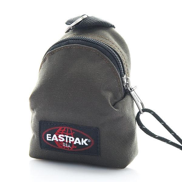 EASTPAK POD SINGLE 萬用零錢鑰匙包 (軍綠色) EK609214