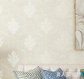 墻紙 歐式復古高檔無紡布壁布家用客廳臥室浮雕立體背景墻布奢華 DR19175【男人與流行】
