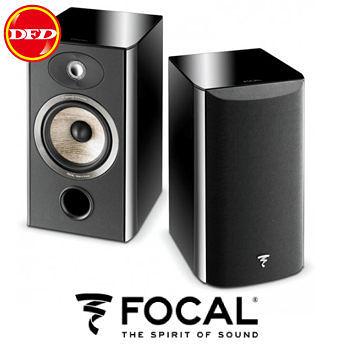 法國 Focal ARIA 900系列 ARIA 906 書架型喇叭  黑色鋼烤