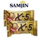 買1送1 韓國Samjin X-5脆心花...