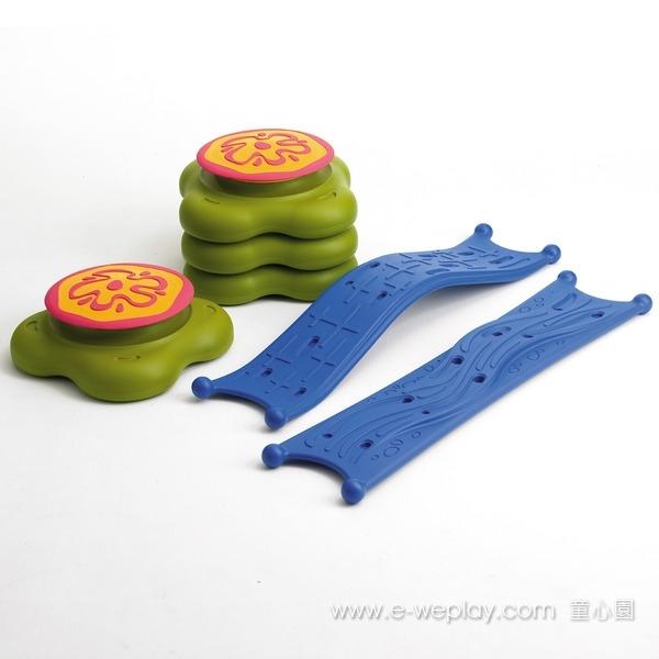 Weplay身體潛能開發系列【動作發展】快樂島-6件 ATG-KM2012-006
