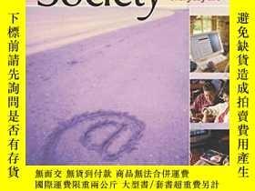 二手書博民逛書店Internet罕見Society-網絡社會Y436638 Maria Bakardjieva Sage Pu