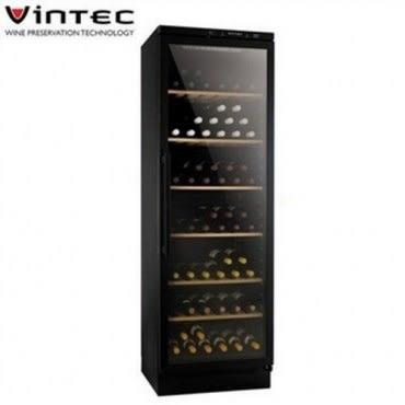 VINTEC V160SGB 單門單溫恆溫酒櫃 Classic Serie