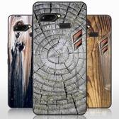 華碩ROG游戲手機殼ASUS_Z01QD簡約仿木紋元素復古男女款玩家國度敗家之眼rog游戲手機『艾麗花園』