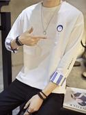 長袖T恤男潮流打底衫秋季衣服韓版寬鬆體恤秋衣男士上衣秋裝衛衣新品
