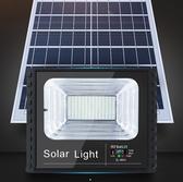 戶外燈 太陽能燈戶外100W超亮防水投光燈家用室內外新農村照明庭院燈路燈 WJ 解憂雜貨