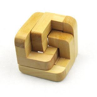 智力玩具 成人益智玩具 木制古典玩具孔明球魯班木 三人行