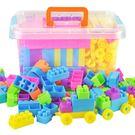 裝塑料拼搭早教益智拼裝拼插積木玩具 端午節禮物